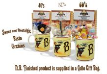 Bisto Urchins Mug with/ without 1940's/ 50's or 60's Sweets